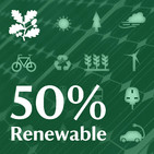 1: Introducing 50% Renewable
