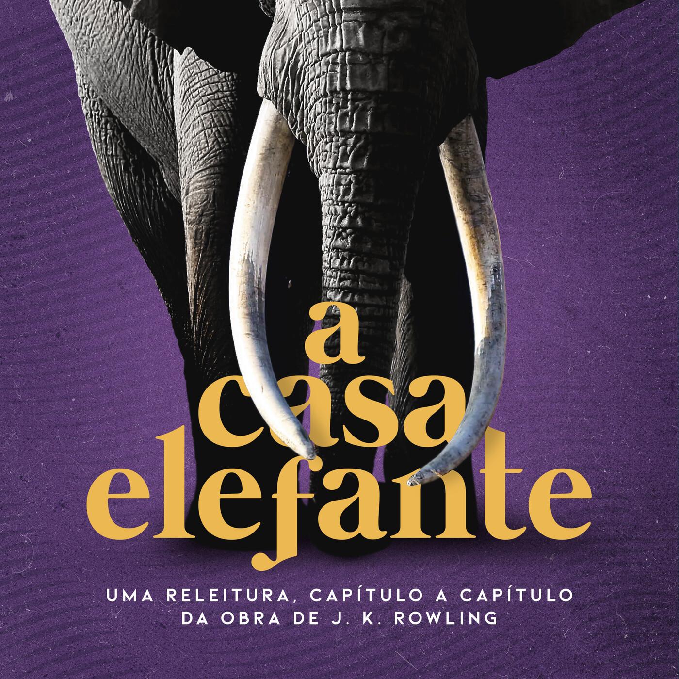 A Casa Elefante #047 – O Patrono (part. Marciel Faria)
