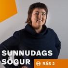 Pétur Oddbergur Heimisson söngvari og Erna Kristín Blöndal lögfræðingu