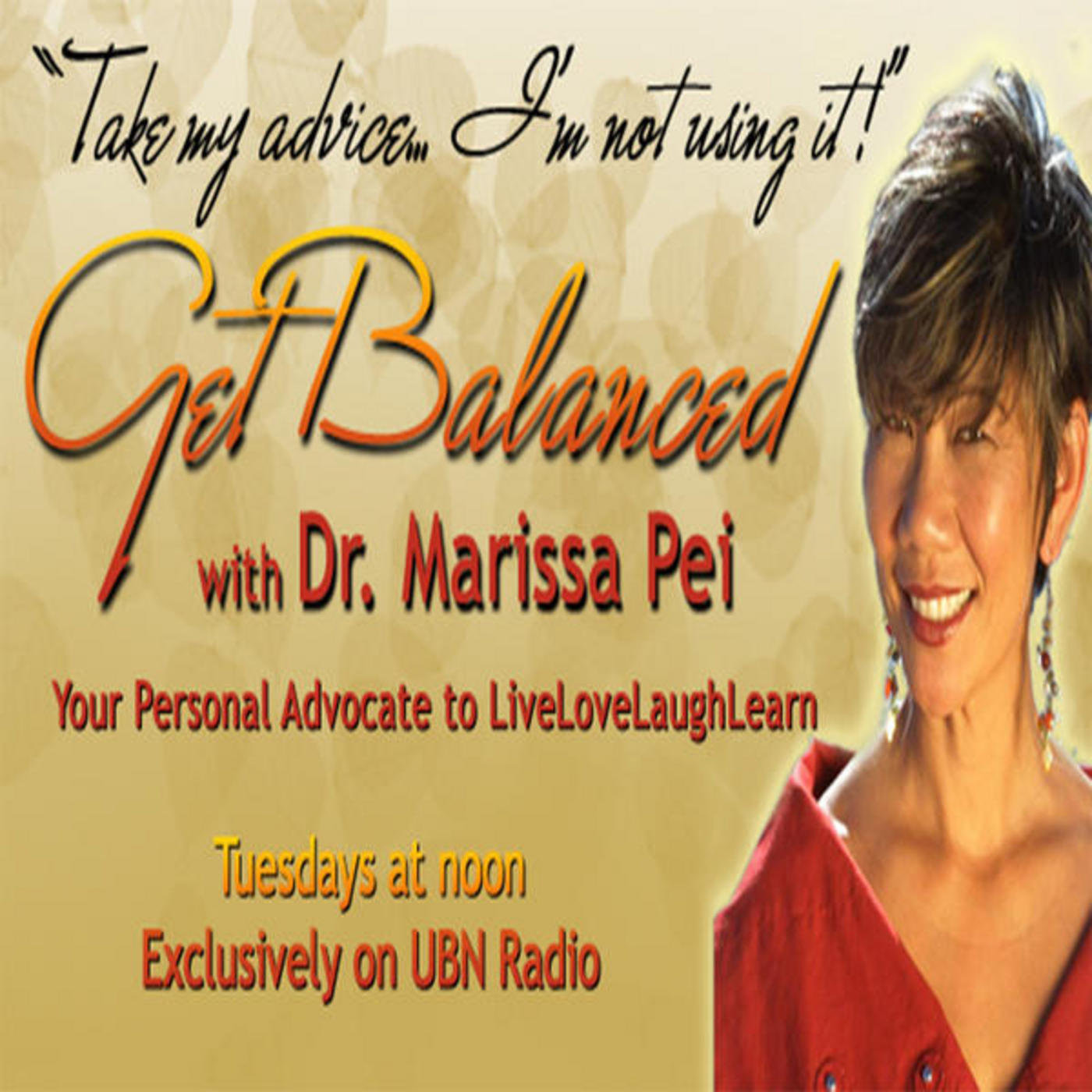 Dr. Marissa gives Advice for Control Freaks and Perfectionists