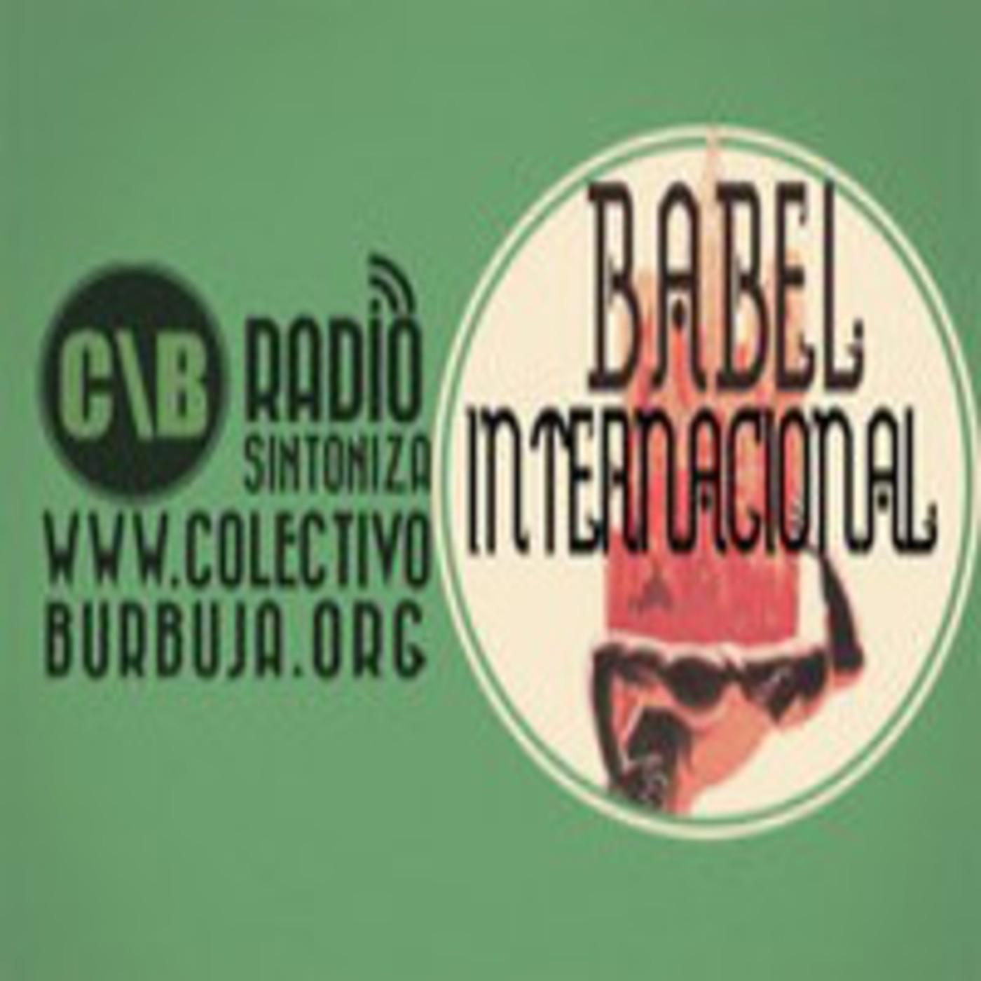 Babel Internacional 29-09-2012 25-S Terrorismo de Estado