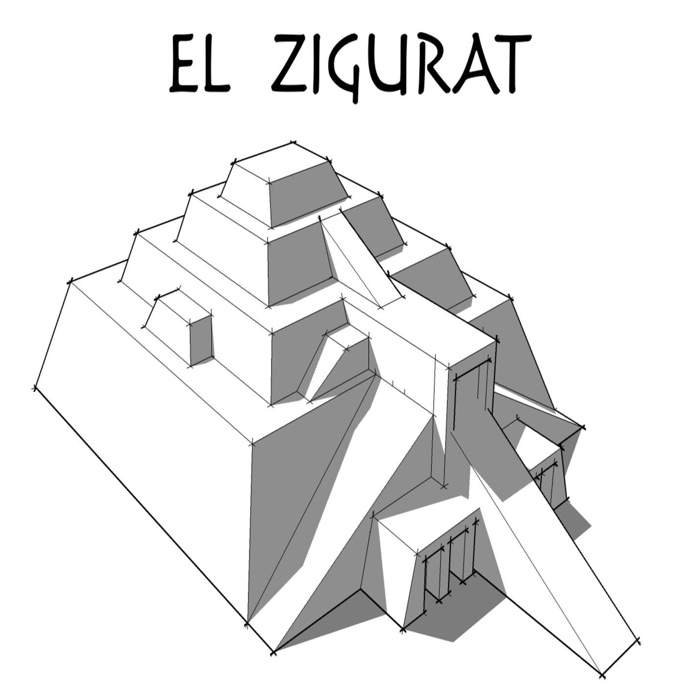 El zigurat