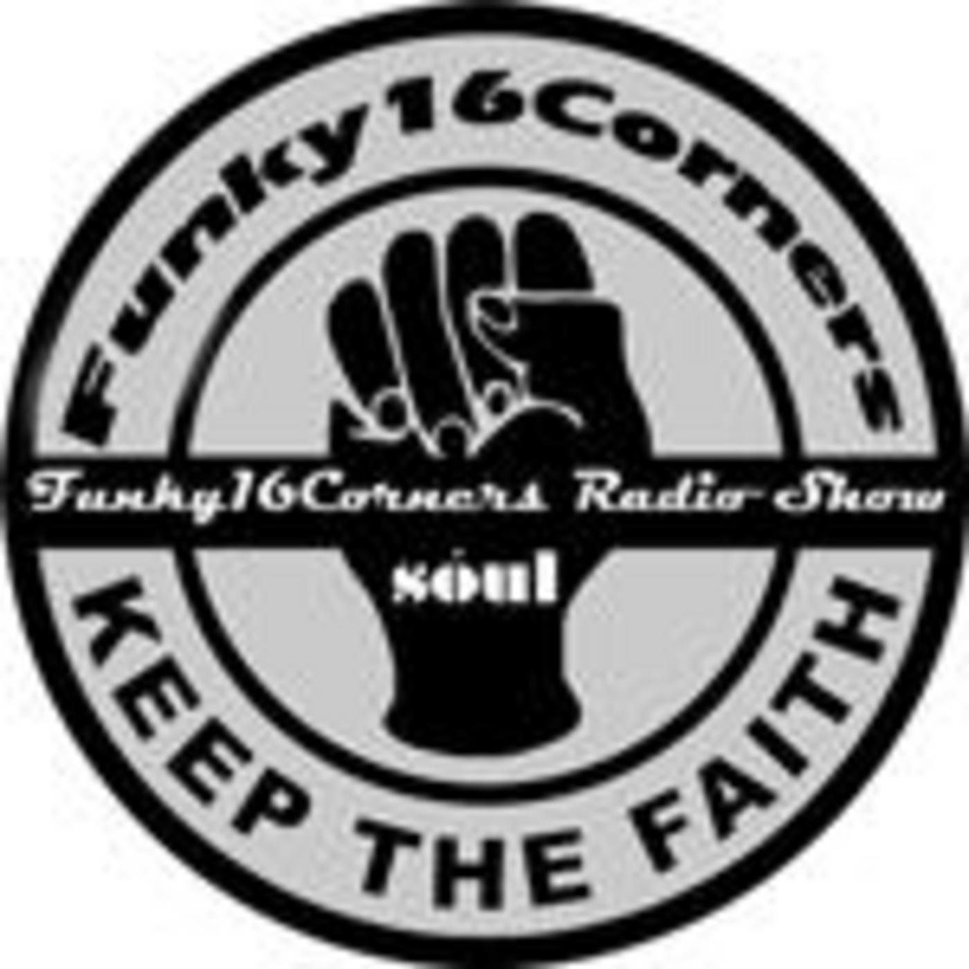 Funky16Corners Radio Show Episode #539 – Airdate 10/19/20