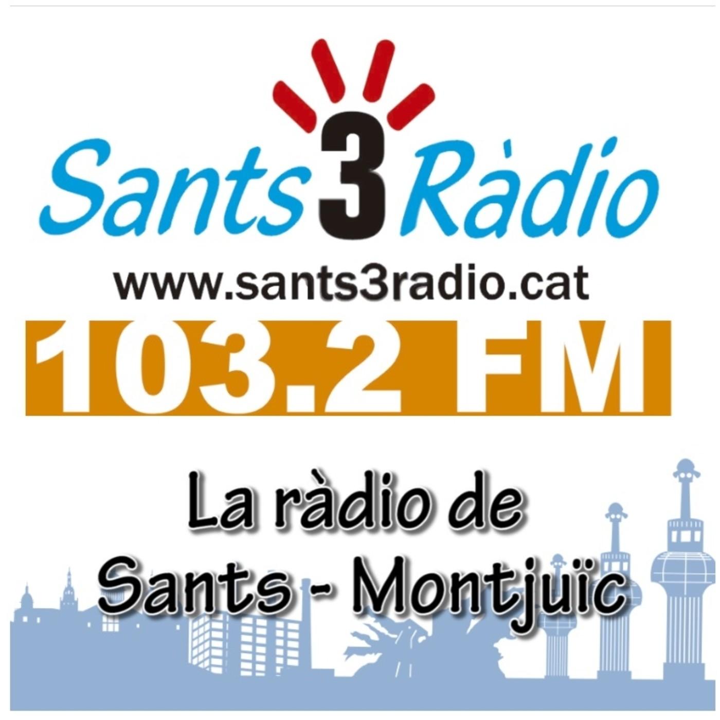 Gent del barri - Homenatge a Vicenç Bellido - Sants 3 Ràdio