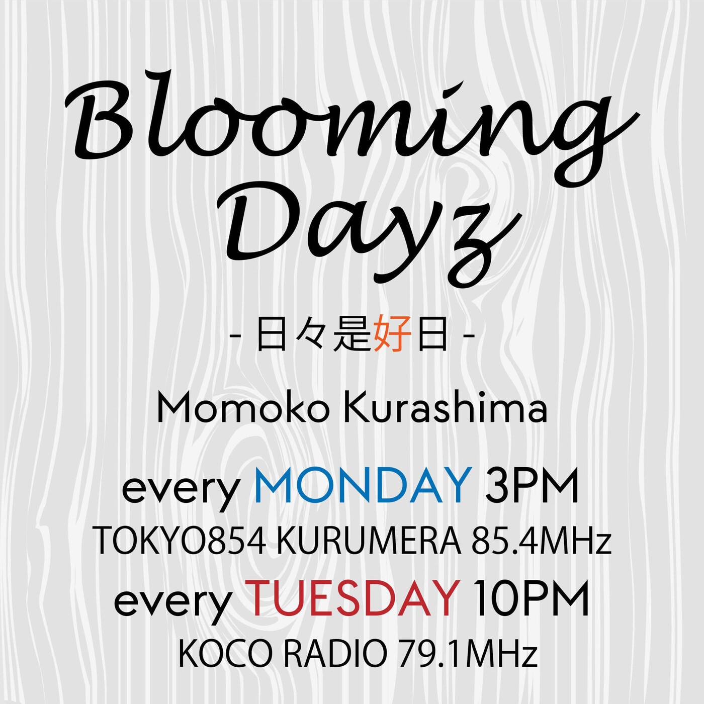 [20201020]オープニング|Bloomig Days PLUS-日々是好