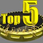 Top 5 las más escuchadas - Oasis 103.3 FM Programa 13