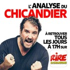 Mon voyage de noces - L'analyse du Chicandier - 13 novembre 2019
