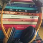 Mi sala de lectura en la radio