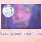 Canalizaciones y mensajes espirituales en vivo.