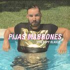 Pijas Marrones #37: con José Señorán y Luis Almqvist. Muerte por blanqueo anal.