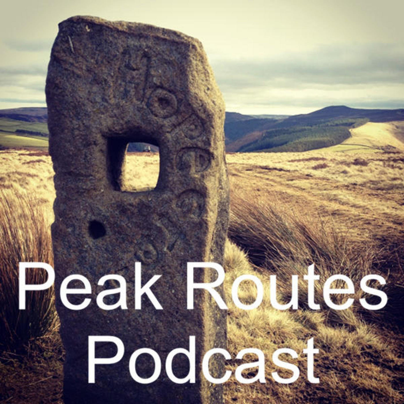 Peak Routes Podcast – Episode 8 – Kinder Scout from Hayfield