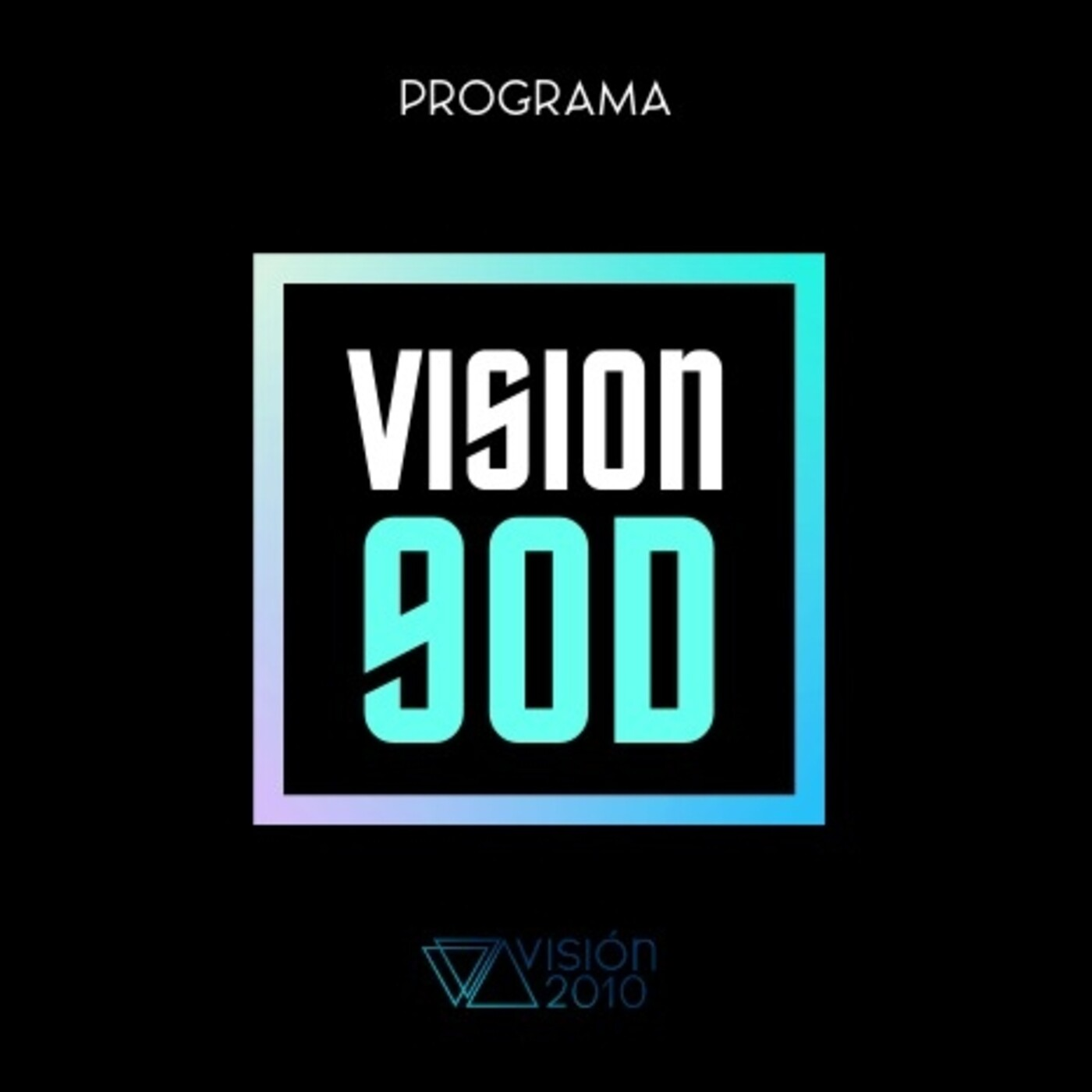 PROGRAMA VISION 90D