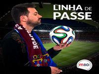 O desafio do ovo lançado por dois jogadores espanhóis. Ainda a Taça de Portugal e ainda a cláusula de confidencia...