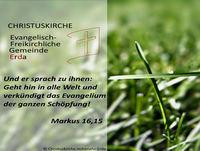 Gottes Gnade und Barmherzigkeit (1Thimotheus 1,12-17)