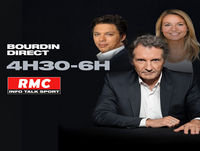 RMC : 18/07 - Bourdin Direct - 4h30-6h