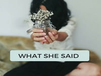 What She Said Podcast Episode 12: The Power of Facebook & Getting Published with Elle Croft