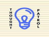 Thought Patrol Podcast 66: One Step Forward, Two Steps Back