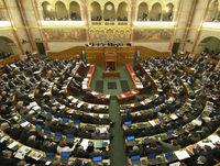 Parlament (Országgy?lés) Ülésnapja (csak hang) - 2018.10.08. (28)