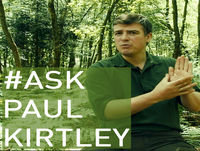#AskPaulKirtley Episode 75 – When To Start Teaching Bushcraft; Washing Pots With Very Limited Water; Testing Water ...
