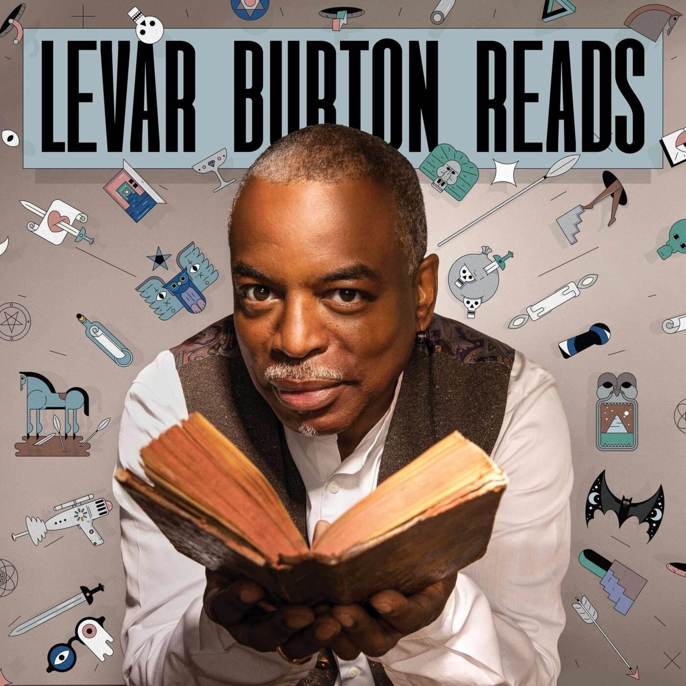 """Silver Door Diner"" by Bishop Garrison en LeVar Burton ..."
