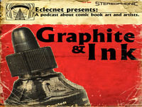 Graphite & Ink Episode 55 - It's A Live Podcast Everbody