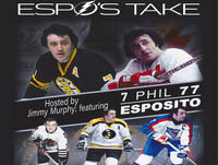 Phil Esposito Is Ready To Be A Podcaster