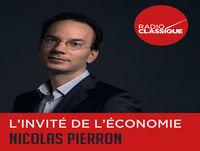 L'invité de l'économie - Frédéric Collet