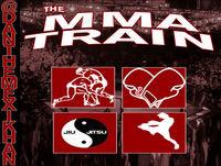 MMA Train #2 1RDA vs El Cucuy Fight Companion