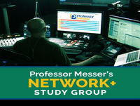 Professor Messer's Network+ Study Group - December 2018