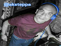 DJ @AKSTEPPA LIVE @ THE WAREHOUSE 2003 [Vinyl Set]