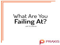 """What Are You Failing At?"" Episode 3: A Conversation w/ Jeffrey Tucker"