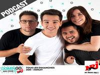 Le 20h-21h du Domingo Radio Stream sur NRJ - Dimanche 17 Juin