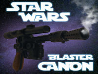 Star Wars Blaster Canon 20: Thrawn: Alliances, Most Wanted, Last Shot