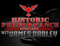 Historic Performance Podcast #78 - Darren Ritchie