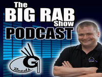 The Big Rab Show Podcast. Episode 75. Belfast 2018.