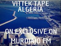 Vittek Tape Algeria 10-8-18