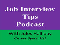 Job Interview Tips with Jules Halliday - Career Sp