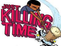 Killing Time: The Joker's Joke is my Joke too.