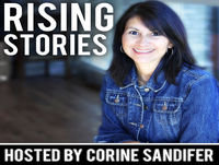 Friday Favorites Oscar Edition on Rising Stories Podcast