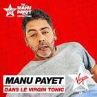Le replay intégral du 9 Avril 2020 du Virgin Tonic (En direct de chez eux)