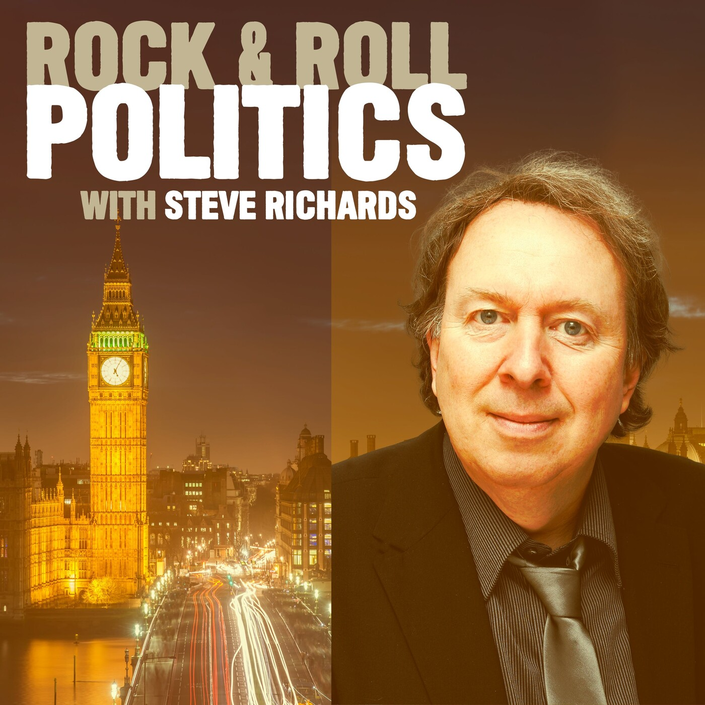 Steve Richards presents the Rock N Roll Politics p
