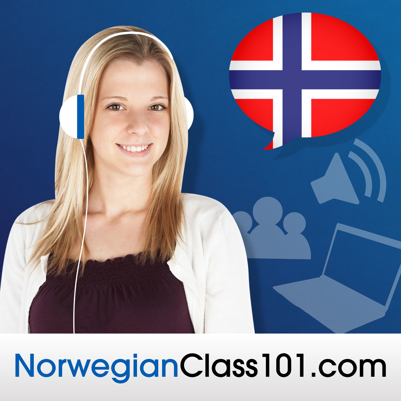 Extensive Reading in Norwegian for Beginners #25 - Homes in the USA