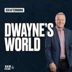 Melbourrne Storm's Sandor Earl on Dwayne's World - Wednesday 8th April
