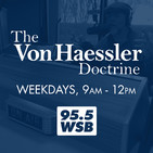 The Von Haessler Doctrine S6/E171 - Chicken Little