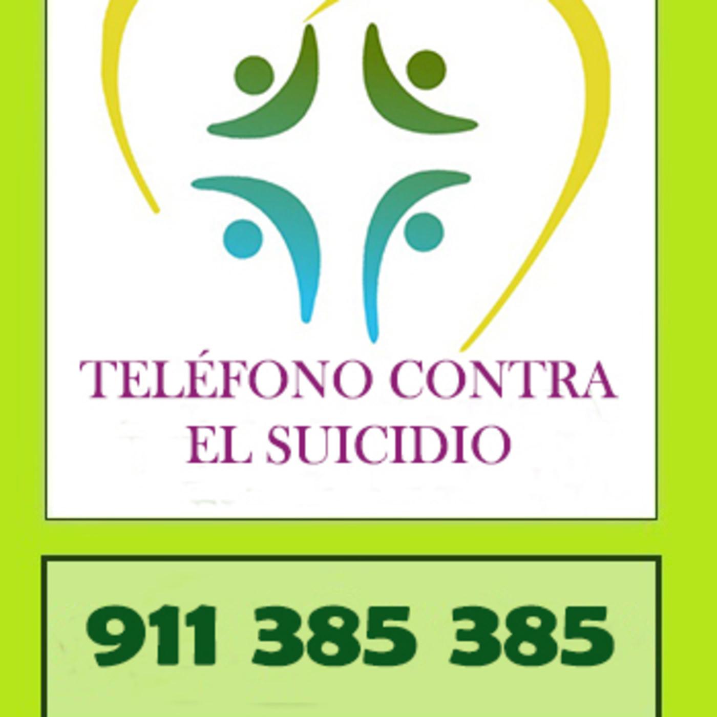 Teléfono contra el suicidio- Gracias, gente solidaria