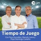 """Miguel Ángel Muñoz, en Tiempo de Juego: """"Cope es la radio favorita de mi 'Tata'"""""""