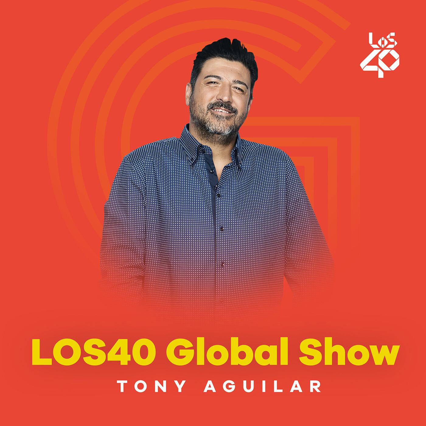 LOS40 Global Show, 20-21h - 27/09/2020
