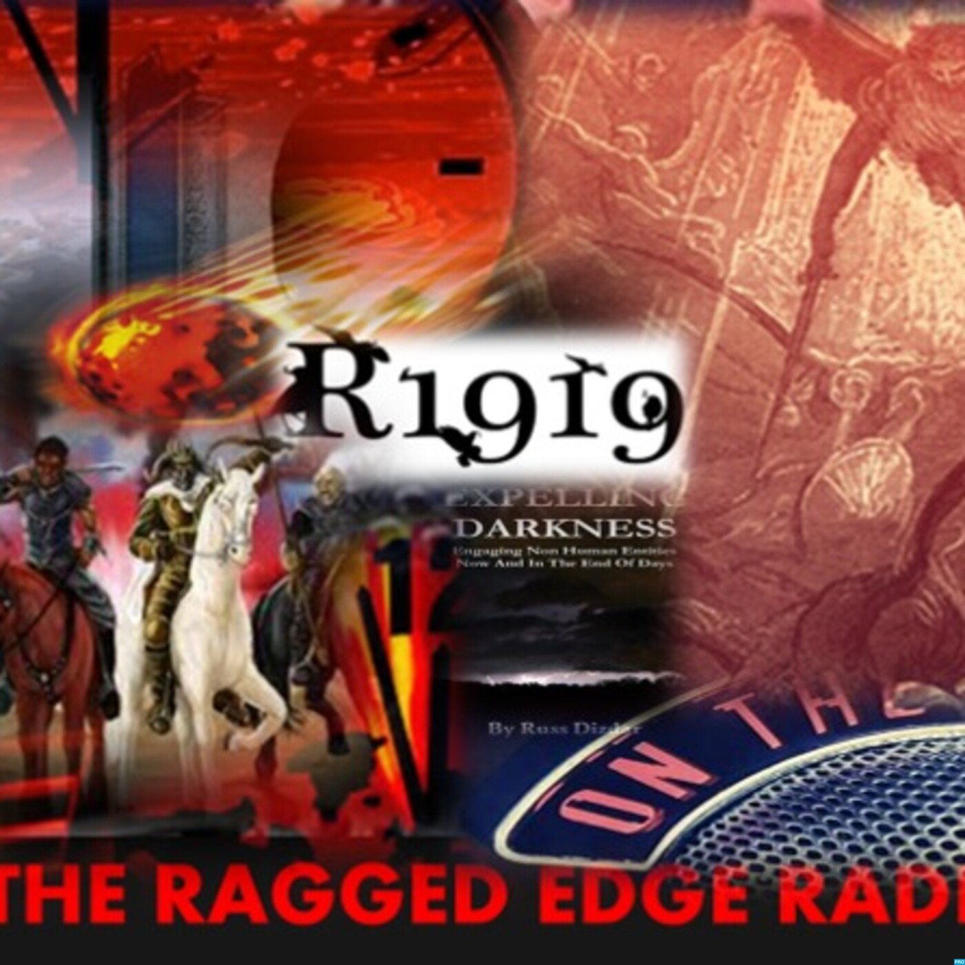 THE RAGGED EDGE RADIO ....with Russ Dizdar