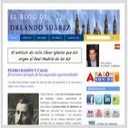 El audioblog de Orlando Suárez