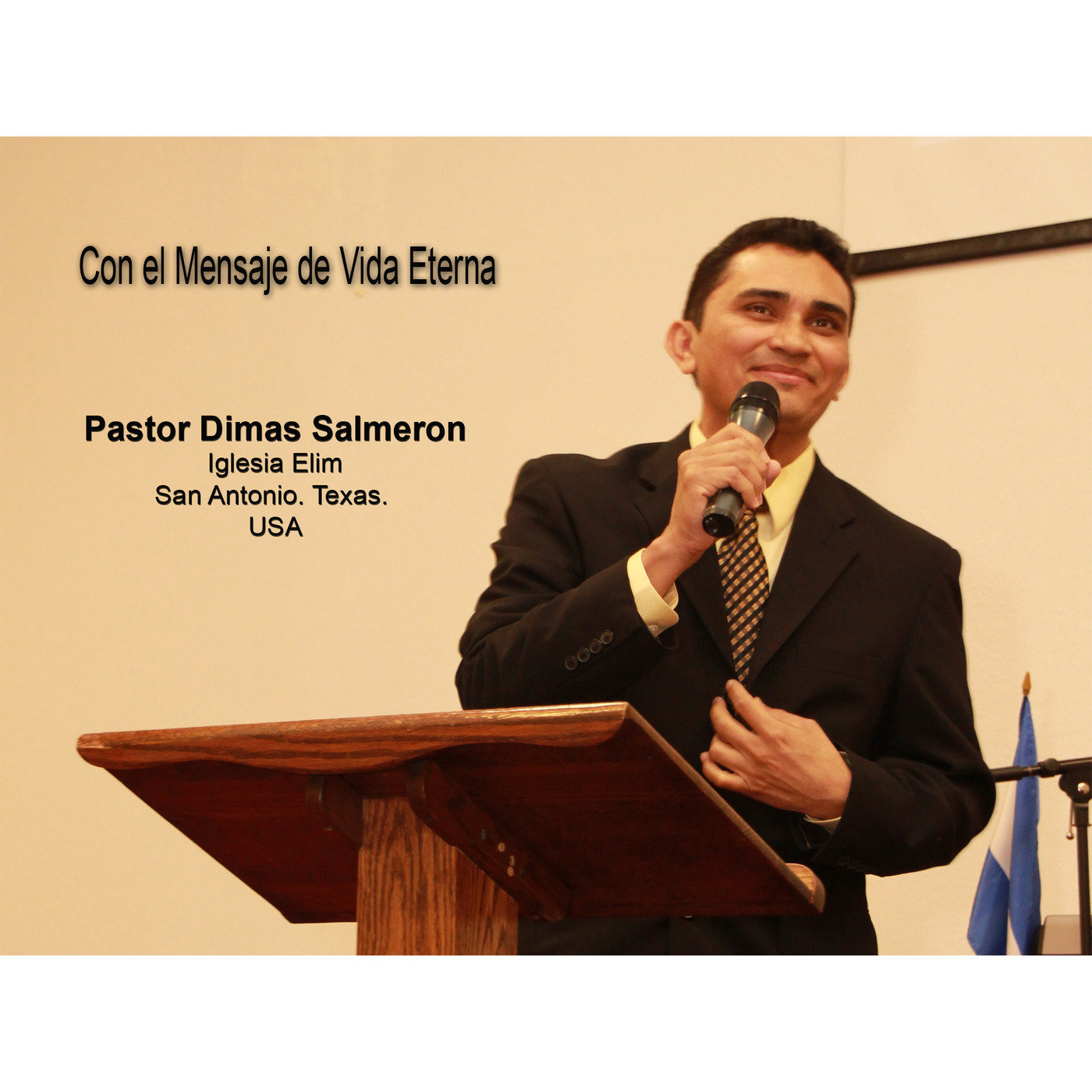 Dimas Salmeron (Audio Podcast)